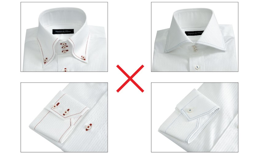 お葬式用のシャツ 選ぶ方法