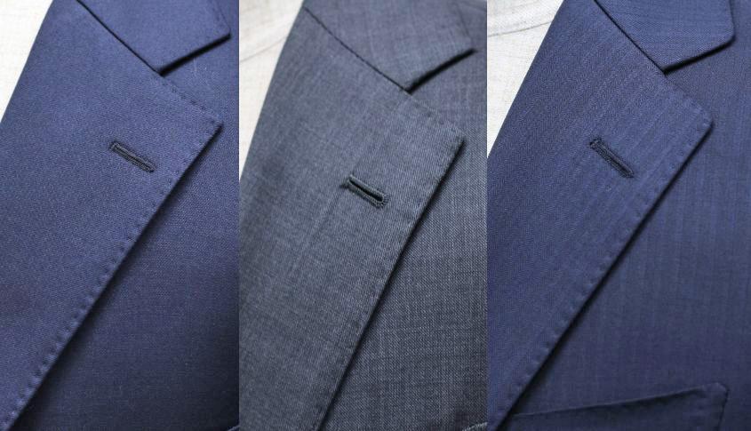 好感度の高いスーツの色柄