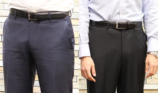 スラックスの股上は浅いのが良いのか?深いのが良いのか?