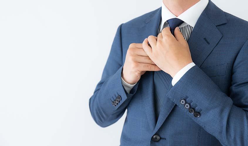 30歳代に必要なスーツ
