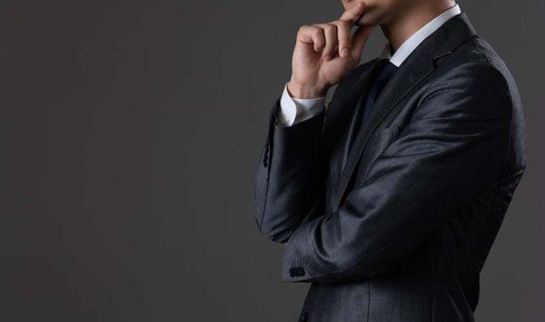 「スーツ、似合ってるね!と言われるための3つのポイント