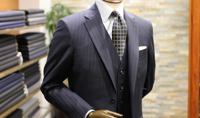 30代が着るスーツの価格