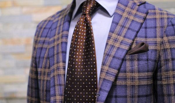 アズーロ・エ・マローネの着こなし | 2色でできるイタリアンスタイル