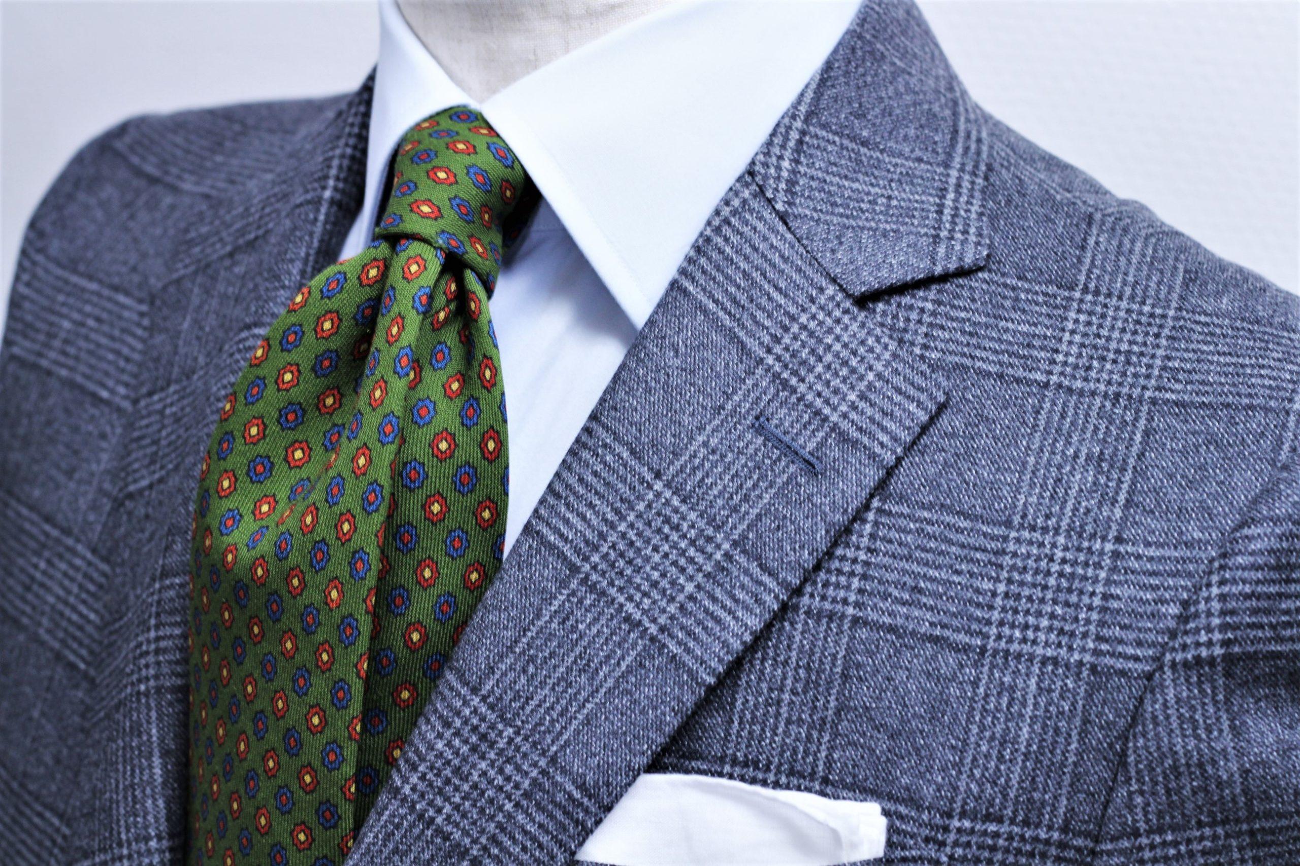 ネクタイのカッコいい結び方